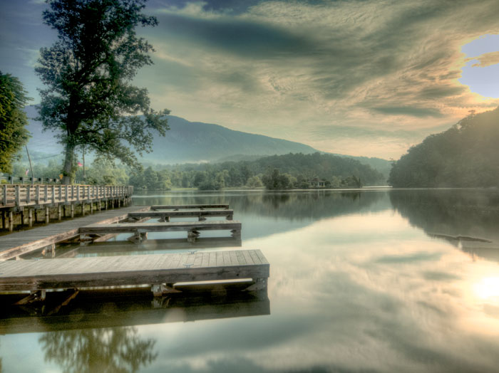 Photo of Lake Lure