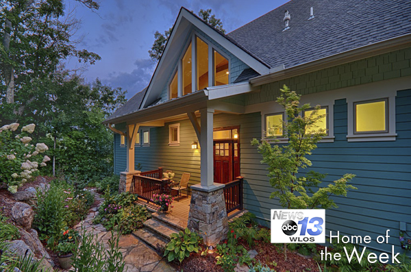 Previous WLOS Home of the Week: 158 Black Oak Drive, Asheville