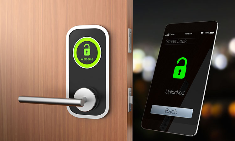 Smart Locks and Security Systems