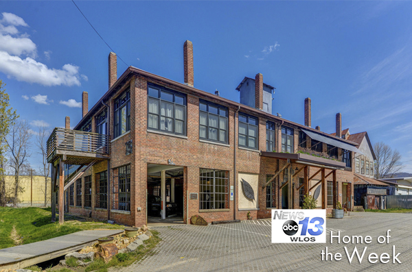 WLOS Home of the Week: 75 Thompson Street, Asheville