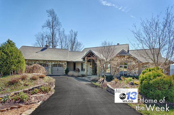 WLOS Home of the Week: 119 Village Springs Lane