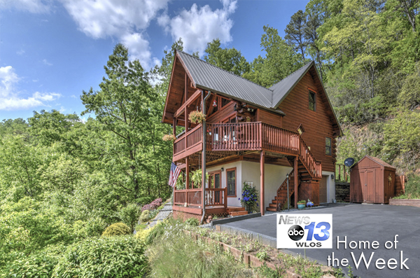 WLOS Home of the Week: 10 Hunters Trail