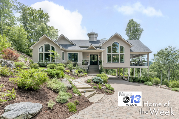 WLOS Home of the Week: 999 Corsica Lane #19