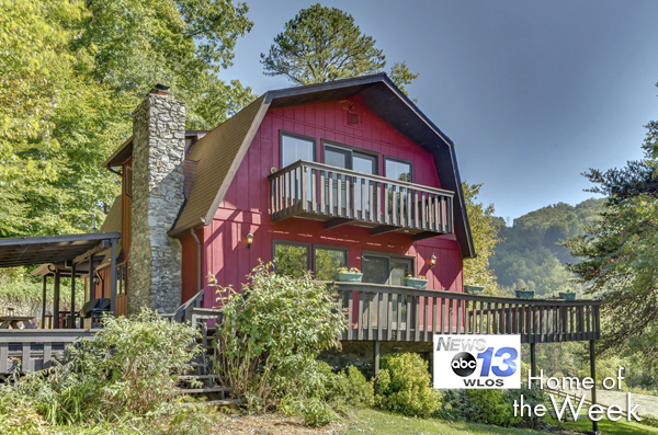 WLOS Home of the Week: 3296 Old Henson Cove Road