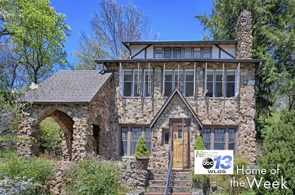 WLOS Home of the Week: 7 Wilcox Drive