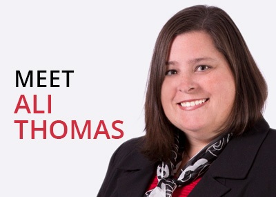 Meet Ali Thomas, the agent for this week's WLOS Home of the Week.