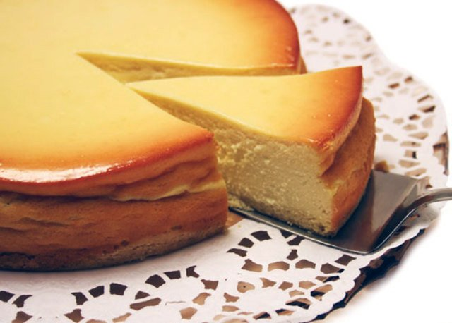 Hendersonville: Your Choice of Cheesecake from CA's Cheesecakes