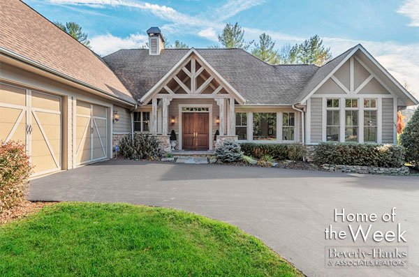 Beverly-Hanks Home of the Week: 101 Orvis Stone Circle in Biltmore Lake