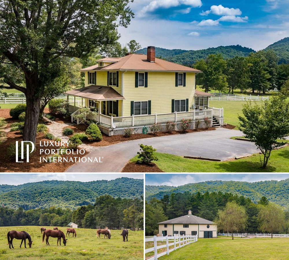 Live the Rural Lifestyle: Luxury Homes in Private Settings